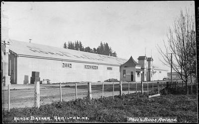 """Horse Bazaar. Hamilton. NZ."""