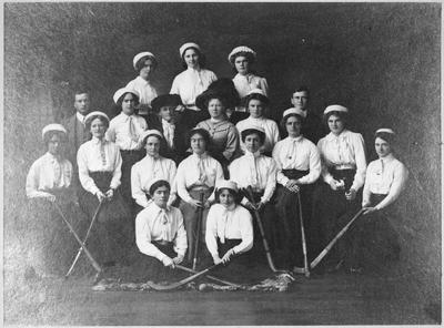 Hamilton Ladies Hockey Team