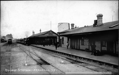 Frankton Junction railway station