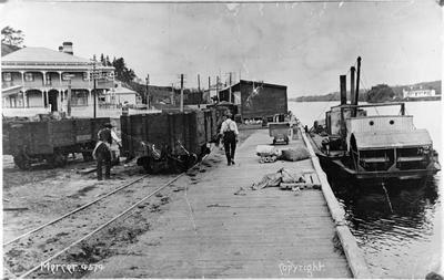 Mercer Wharf