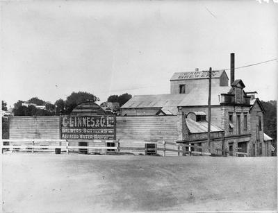 C.L.Innes & Co. Ltd. Waikato Brewery