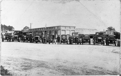 Vehicle fleet - HCC