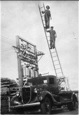 Safety demonstration.