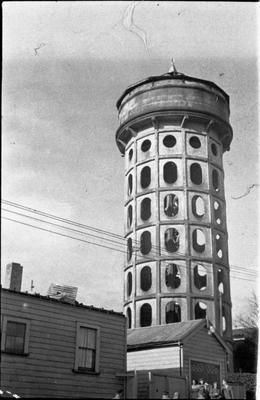 Frankton water tower