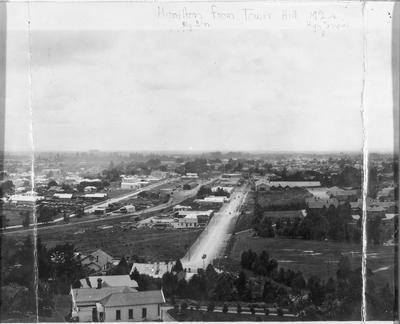 West town belt - panorama 2