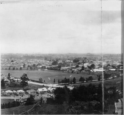 Seddon Park and surrounds