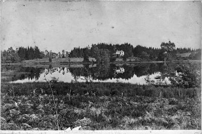 Lake Rotoroa and Lake House