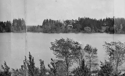 Lake House from Hamilton side
