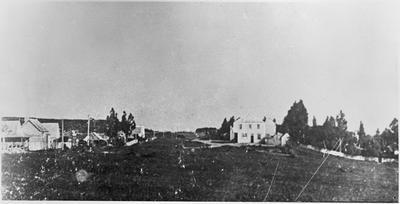 Victoria Street c. 1870