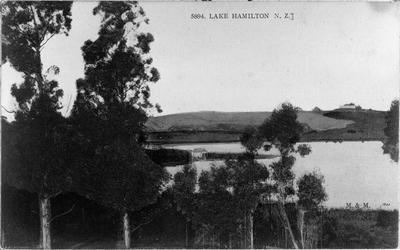 """""""Hamilton Lake N.Z."""""""