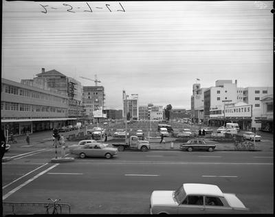 Garden Place July 1967