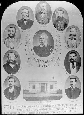 First Hamilton Borough Council