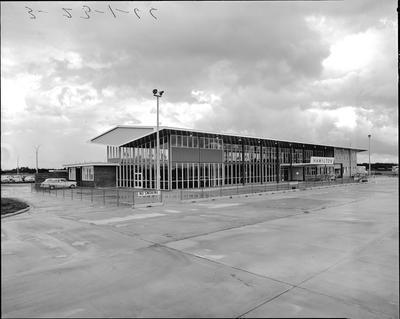 Hamilton Airport terminal