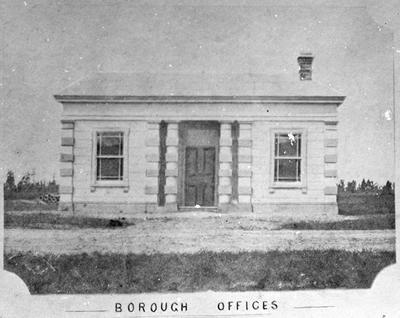 Hamilton Borough offices