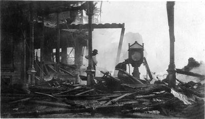 Hamilton Hotel fire
