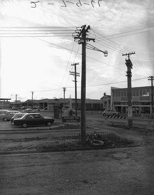 King Street and Norton Road intersection