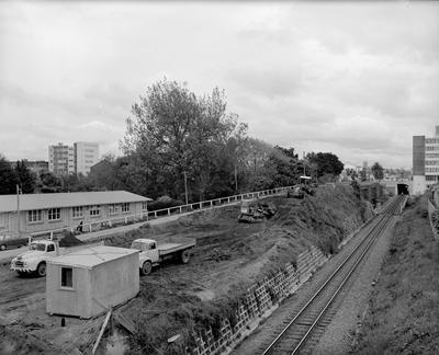 Claudelands Road extension 1966