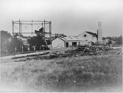 Hamilton Gas Works