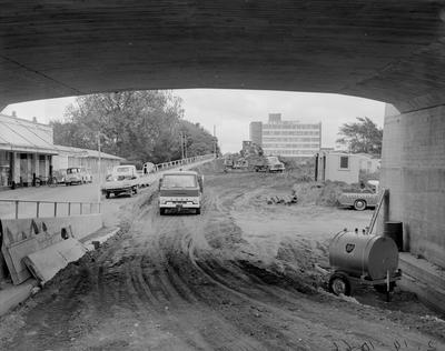 Claudelands Road extension 1966