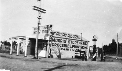 Morris Grocery Stores at Five Crossroads