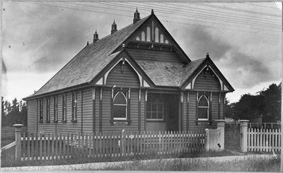 Hamilton Baptist Church