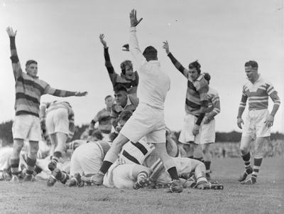 Waikato vs Manawatu at Rugby Park