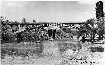 Traffic Bridge 1964