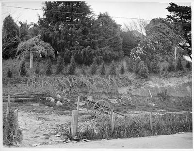 Devcich house, Garden Place