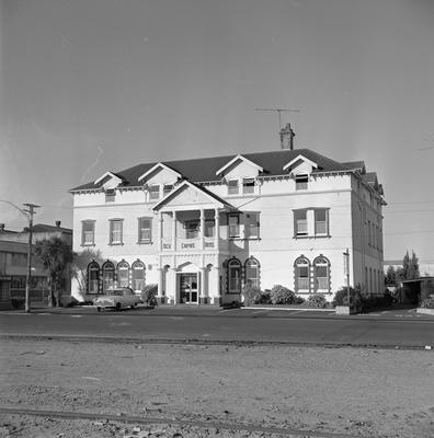The New Empire Hotel