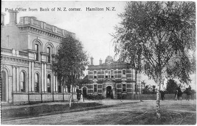 Hamilton Post Office