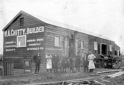 W A Chitty - Builder - Hamilton East