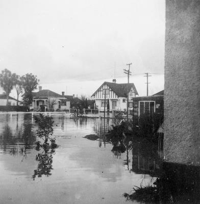 Claudelands flooding