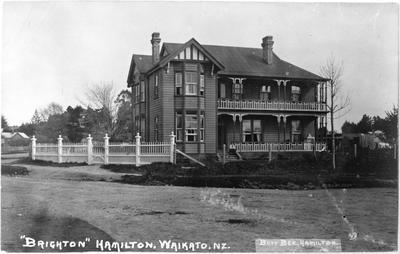 Brighton boarding house