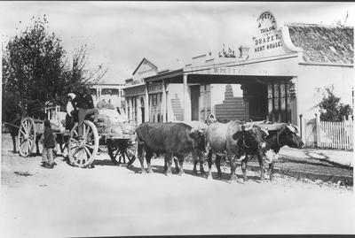 Hamilton East in the 1890s