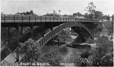 Traffic Bridge c. 1914