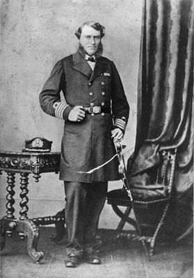 Captain John Fane Charles Hamilton