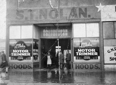 S.T. Nolan - motor trimmer