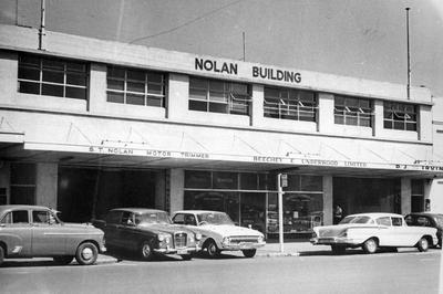 Nolan Building