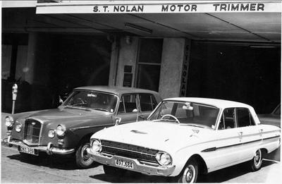 S.T. Nolan motor trimmer