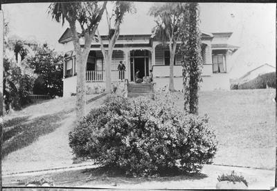 Innes family home