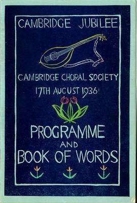 Cambridge Choral Society