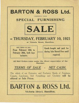 Barton & Ross Ltd
