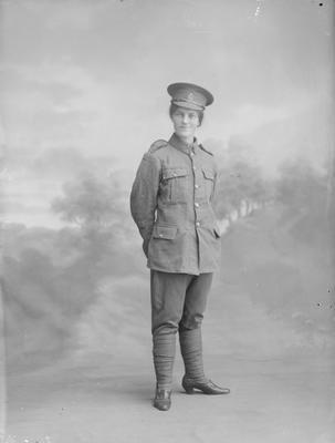Unknown World War I soldier