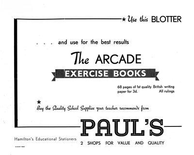 Paul's Book Arcade