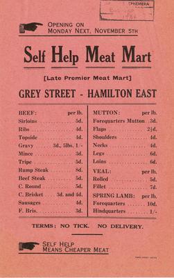 Self Help Meat Mart