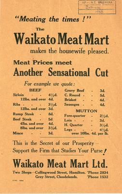 Waikato Meat Mart