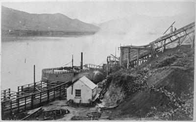 """""""Waipa at Waikato Coal Mines"""