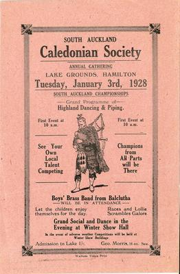 South Auckland Caledonian Society