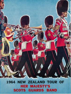 Her Majesty's Scots Guards Band