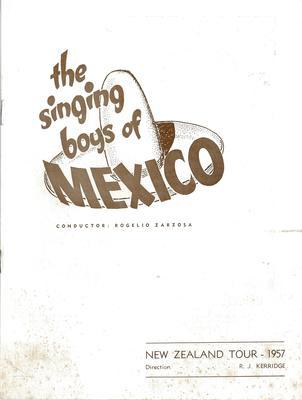 The Singing Boys of Mexico